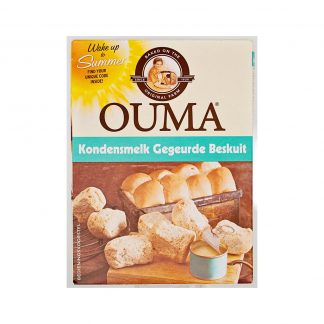 Ouma Milk Rusks-CapeScot provides South African products for ex-pats in Scotland & the UK