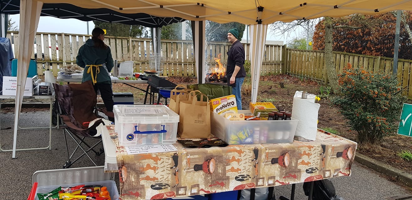 Westhill Market 6th April
