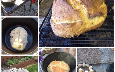 Bread on the braai