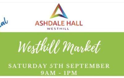 Westhill Market 5th September