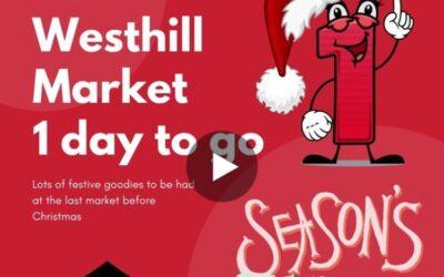 Westhill Market 5th December