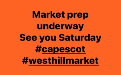 Westhill Market Saturday 2nd October 2021